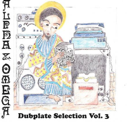 Alpha & Omega - Dubplate Selection Vol. 3 (Mania Dub) CD